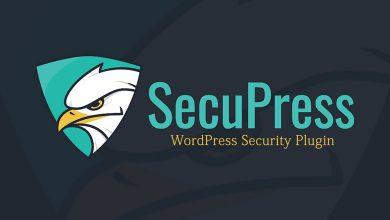 افزونه امنیتی وردپرس SecuPress