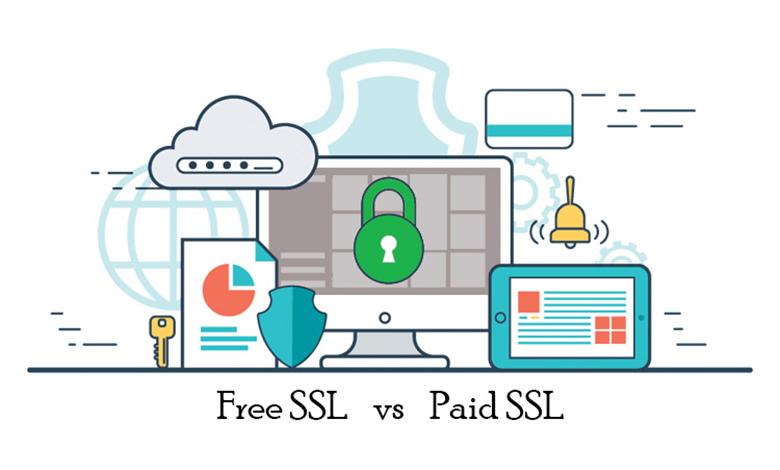 مقایسه گواهینامه ssl رایگان با غیر رایگان